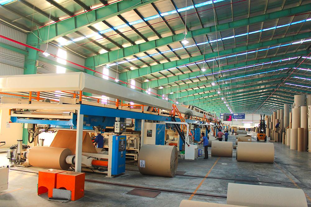 生产技术和流程