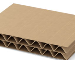 五层纸板箱的结构