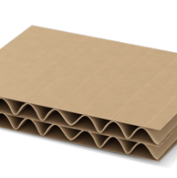 STRUCTURE OF 5-LAYER-CARTON PAPERS